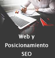 Web y pposicionamiento SEO