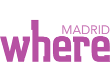 logotipo de Where Madrid