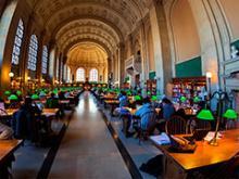 Sala de biblioteca