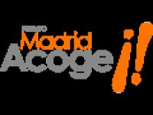 Logotipo del premio Madrid Acoge
