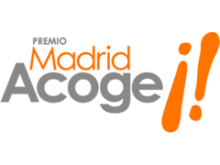 logotipo del pemio Madrid Acoge