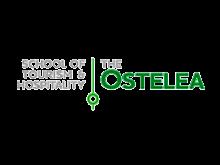 """Logotipo de """"The Ostelesa""""- Colaborador"""