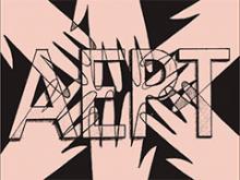 alegoría de unión: manos sobre siglas AEPT